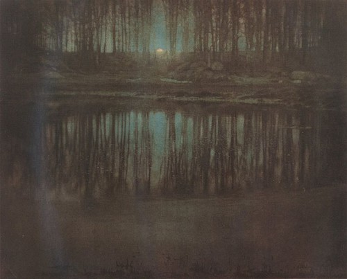 7 Most Expensive Photographs - The Pond Moonlight
