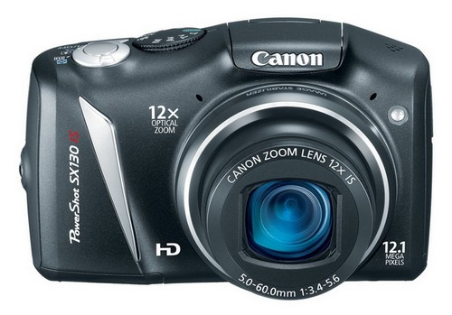 Compact Camera 12x Zoom