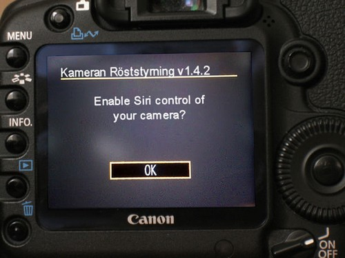 SIRI in EOS 5D