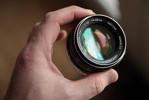 Facts and Myths Camera Lenses
