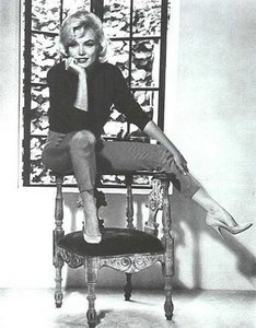 Marylin Monroe last picture