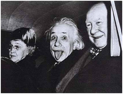 Original Picture of Einstein