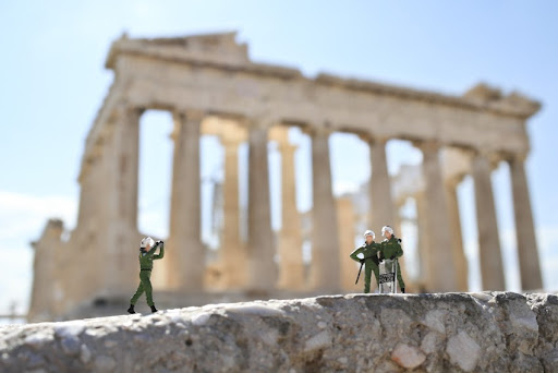 Slinkachu Photography - The Sights