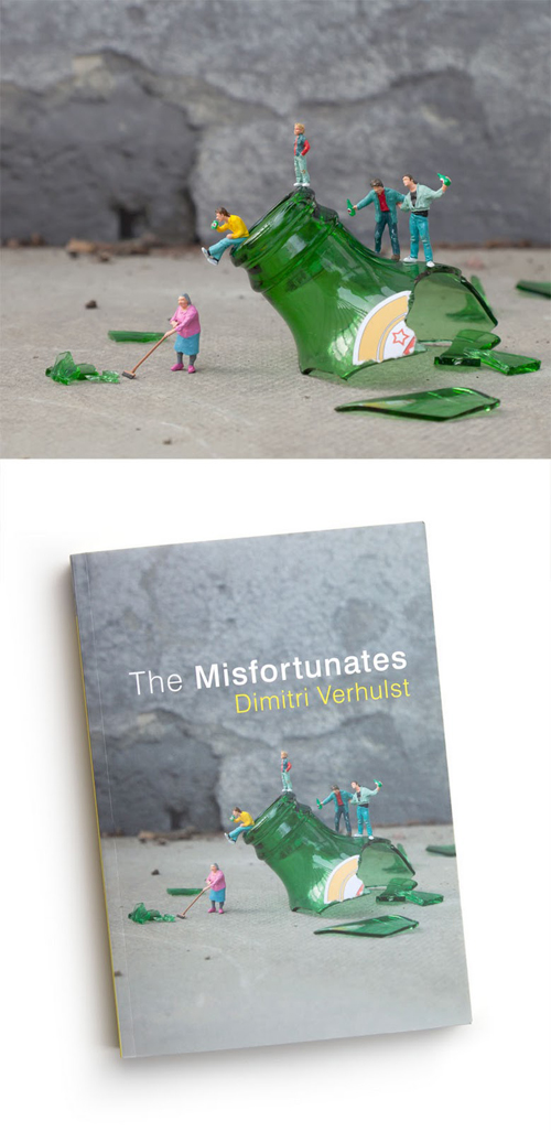 Slinkachu Photography - misfortunates