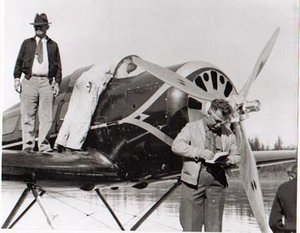 Wiley Post &amp; Will Rogers