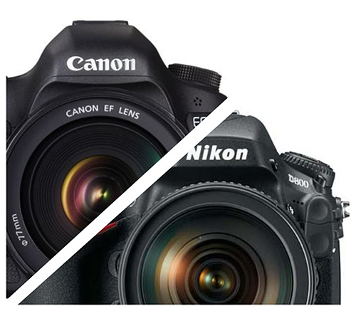 The Nikon D800 Vs The Canon 5d Mark III