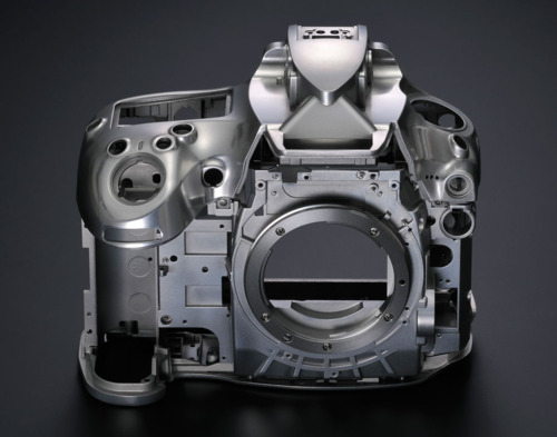 Nikon D800 Magnesium Body