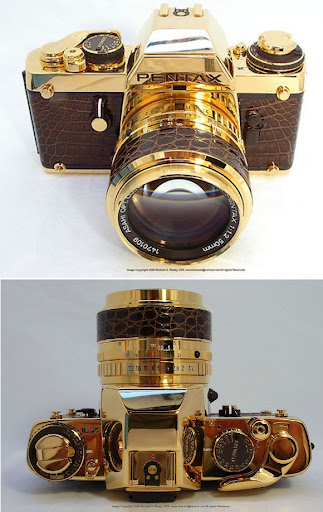 Pentax LX Special GOLD Edition