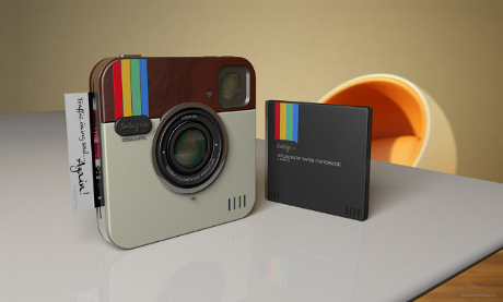 Instagram Socialmatic – Front view