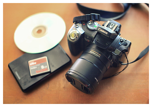 Safest Way of Storing Digital Photograph Files