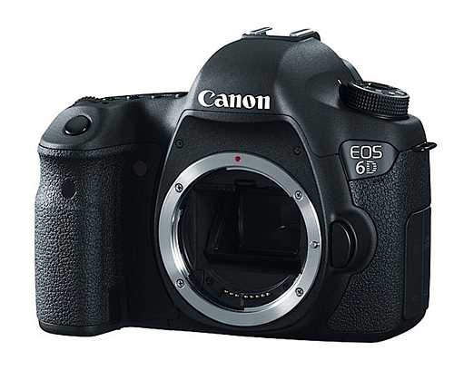 Canon EOS 6D – Body Only