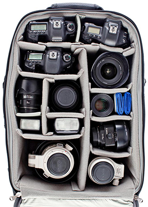 Camera Bag for Photographers
