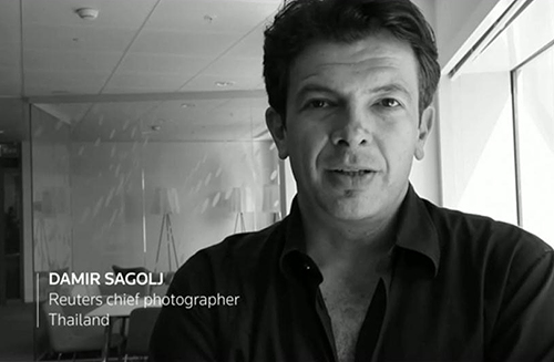 Damir Sagolj - Photojourlaism Tips
