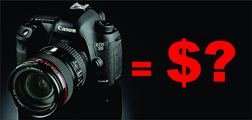 How to Determining the Fee for your Photography Services
