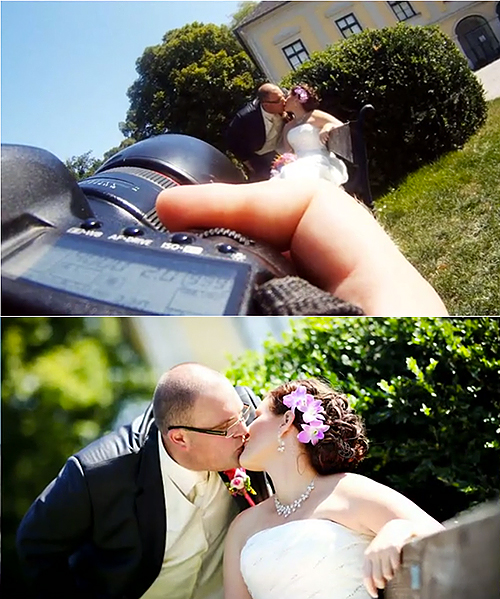 Wedding Photography From a Photographer's Point of View