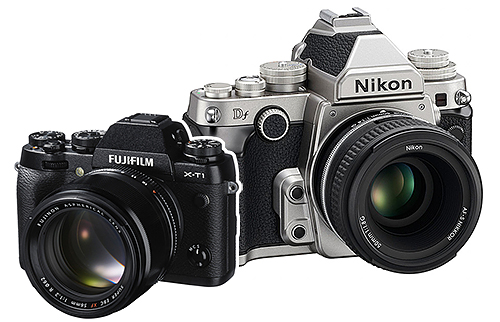 Which is Best? Mirrorless Cameras vs. DSLR Cameras