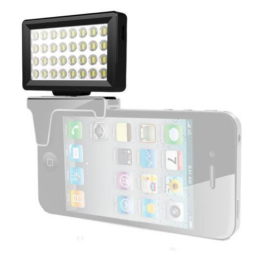 Smarphone LED light