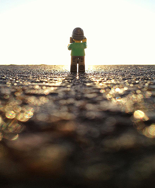Legographer-lego photography by Andrew Whyte