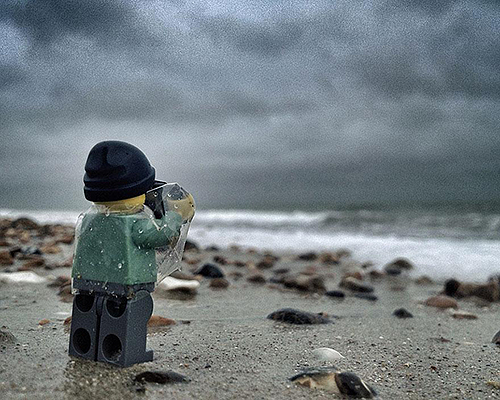 legographer-Against the elements