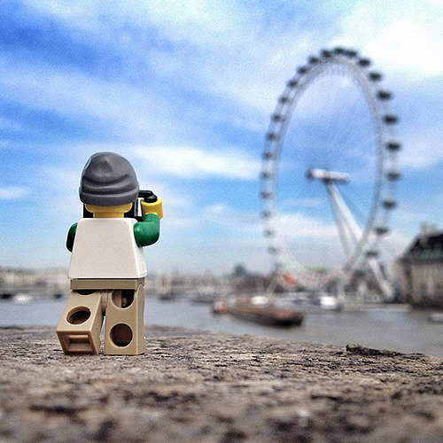 legographer-An eye for London