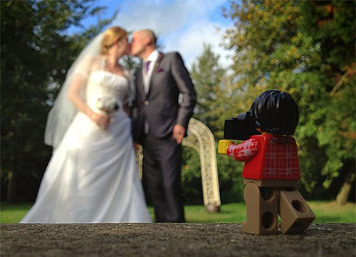 legographer-The Wedding Day