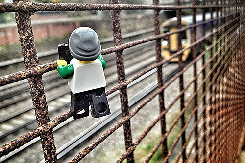 legographer-Vantage Point
