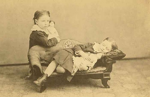 Child Post Mortem Photography