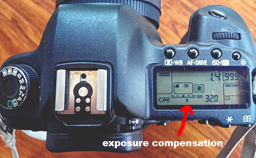 Exposure Compensation Value