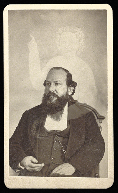 William H. Mumler, the First Photographer Ever Who Captured Spirit Photographs