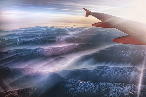 Tips For Taking Photos From Airplane's Window