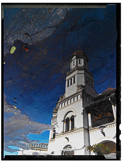 Architectural Photography - Reflection
