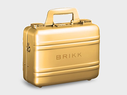 Brikk Gold Nikon Df Case