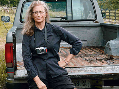 Annie Leibovitz woman photographer
