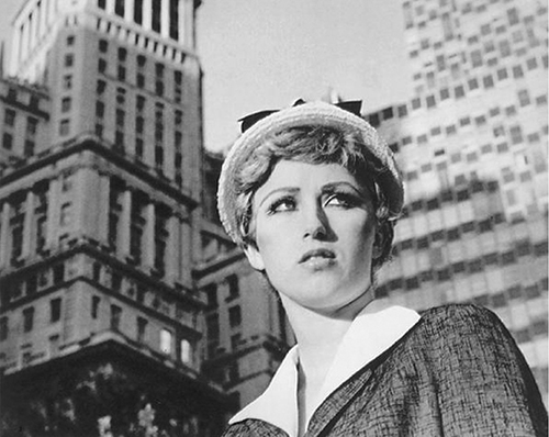 Cindy Sherman - famous woman photographer