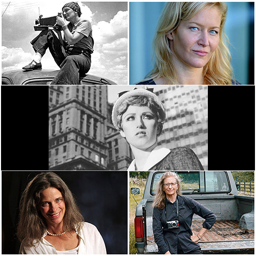 Famous Woman Photographers