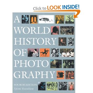 A World History of Photography front cover