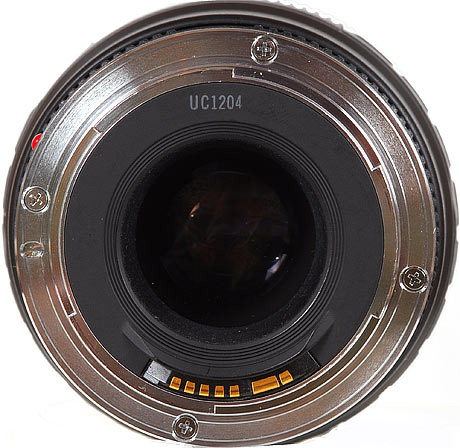 EOS EF L series lens date codes