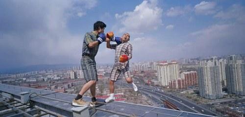 Li Wei Photography – Boxing