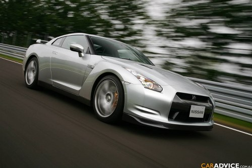 Automotive Photography Tips and Trick - Nissan GT R