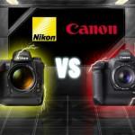 Camera War: Nikon D3 vs Canon EOS 1D mark III