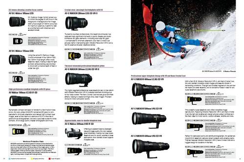 Nikkor Lens Catalogue