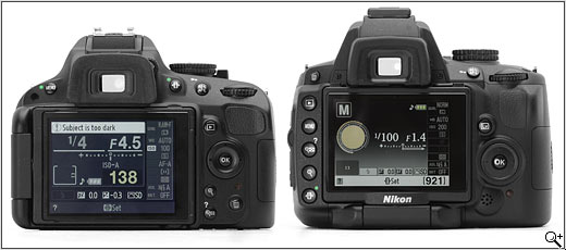 Nikon D5100 vs Nikon 5000 – Nikon D5100 vs Nikon D5000 LCD