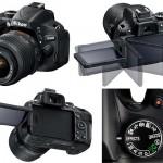 Nikon D5100 vs Nikon D5000