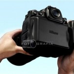 Nikon D800 Futuristic-Looking Camera Concept