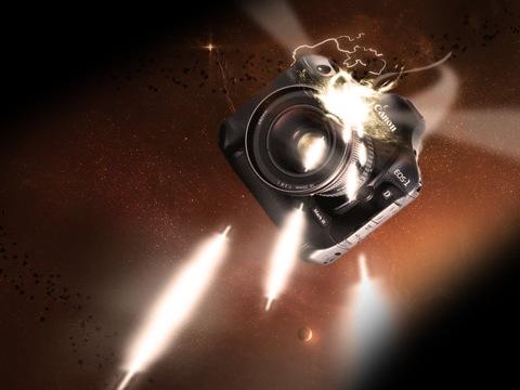 Nikon vs Canon – Canon EOS 1DmkIII Magnesium Alloy