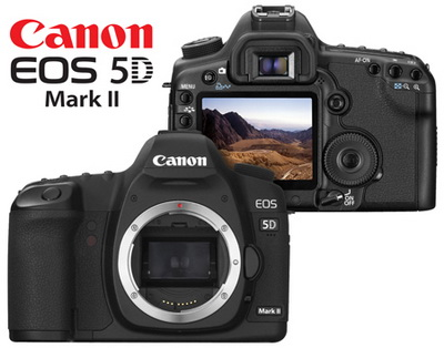 Canon EOS 5D Mark II Pocket Guide