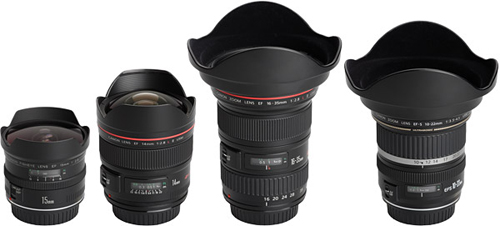 Canon Ultra Wide Angle Lens