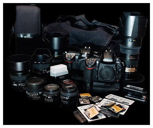 Complete Guide in Maintaining Photographic Gear