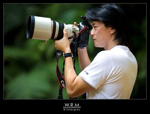 Widjita RM + Canon L 200mm f2