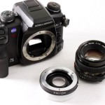 Easy ways to use manual lenses on DSLRs